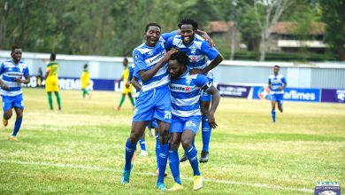 Photo of AFC leopards drink one for a drunkard Tusker.