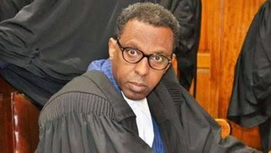 Photo of Senior Counsel Ahmednasir Abdullahi says Major General Badi not fit for Nairobi
