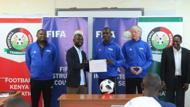 Photo of FKF Insist Nick Mwendwa is President till FIFA gives way forward