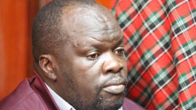Photo of Controversial Blogger Robert Alai arrested by DCI for coronavirus updates