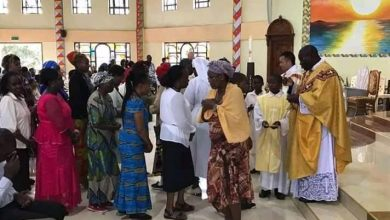 Photo of Man of God or Agent of Death?Kenysns ask as FR Francis Oduor  tests positive of coronavirus