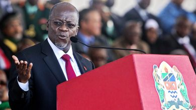Photo of Tanzania President Magufuli Dont Fear going to the church or mosques, coronavirus cannot survive in the temple of the Lord watch video