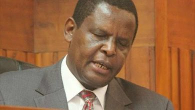 Photo of Tribunal investigating High Court Judge Martin Mati Muya finds him guilty of gross misconduct.