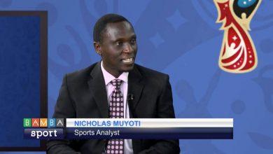 Photo of Kakamega Homeboyz Tactician Nicholas Muyoti at the verge of joining Wazito fc to replace fired Fred Ambani.