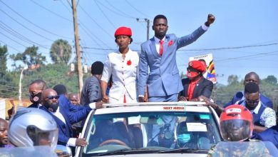 Photo of Bobi Wine- Receives Presidential nomination for the upcoming election.