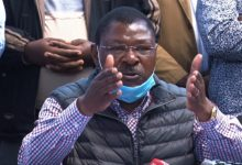 Photo of Hon.Wetangula and FORD Kenya have no choice but to support ANC in Matungu by election. There should be no senseless COMPETITION between ANC and FORD.