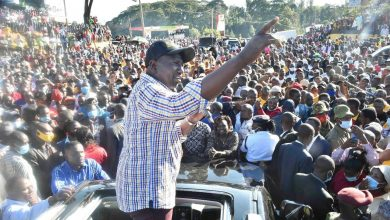 Photo of DP William Ruto scared of covid-19 infection cancels campaigns and meetings