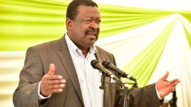 Photo of Musalia Mudavadi-William Ruto cannot run away from Jubilee economic mess