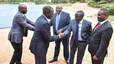 Photo of Kericho Governor Paul Chepkwony to swap seats with Senator Aaron Cheruyot
