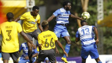 Photo of King Elvis Rupia Joins a rare class of Hat trick legends after scoring 3 against Sofapaka