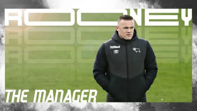 Photo of Former Manchester United star Wayne Rooney named Derby county FC coach.