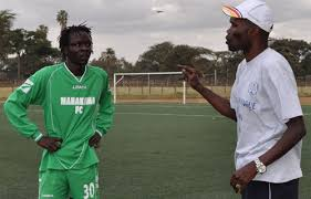 Photo of Gor Coach Sammy Pamzo Afraid of pacy Algerians ahead of Wednesday duel.