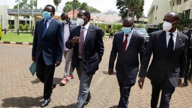 """Photo of 'See you in court"""" Kalonzo tells Ruto as he prepares to sue the hustler in three weeks' time."""