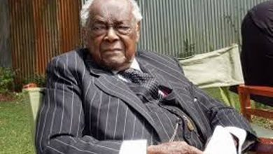 Photo of Sir Charles Njonjo the Duke of Kabeteshire turns 101 yrs what is his secret to longevity?
