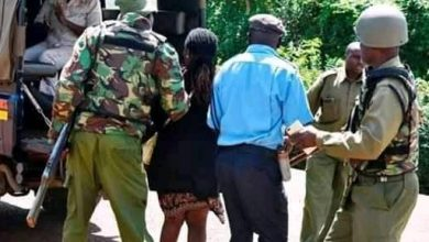 Photo of A form three student from Nyang'ori High school kills a watchman.
