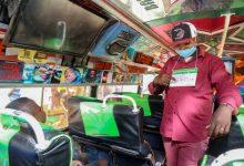 Photo of Safaricom partners with matatus to make fare payment cashless.