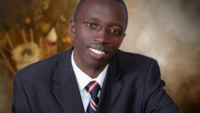 Photo of YOUR MONEY! Sam Sambu speaks.
