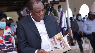 Photo of Oparanya's tough demands to Raila Odinga.