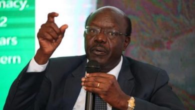 Photo of Did Mukhisa Kituyi fail to pay for nunu- the woman cries foul.