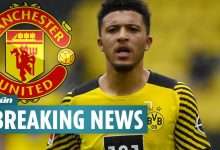 Photo of MANCHESTER UNITED have agreed personal terms with Borussia Dortmund winger Jadon Sancho