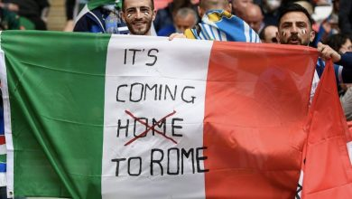 Photo of Italy wins their second Euro cup after 53 years. From Home to Rome.